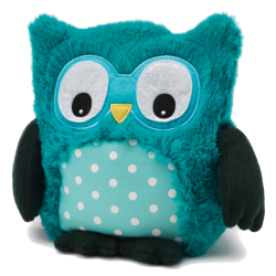 Bouillotte Hooty Turquoise