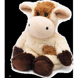 Bouillotte vache marron