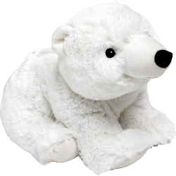 Wärmflasche Polarbär