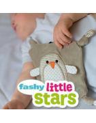 Bouillottes déhoussables Fashy little stars